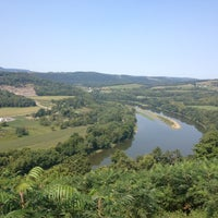 Photo taken at Wyalusing Scenic Overlook by Theresa M. on 8/30/2012