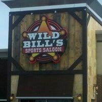 Photo taken at Wild Bills Sports Saloon by Mark R. on 2/20/2012