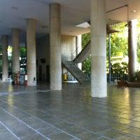 Photo taken at PUC-Rio - Pontifícia Universidade Católica do Rio de Janeiro by Gabriela F. on 5/27/2012
