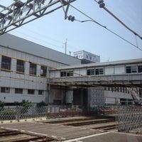 Photo taken at Tokuyama Station by ただのねこ on 7/27/2012
