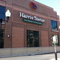 Photo taken at Harris Teeter by Carlton S. on 3/27/2012