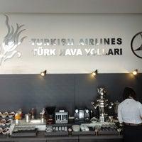 Photo taken at CIP Lounge by Özge E. on 7/24/2012