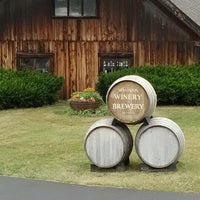 Photo taken at Wagner Vineyards by Ginny T. on 7/10/2012