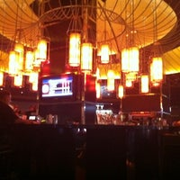 Photo taken at Luxe Bar at Hard Rock Hotel by Amanda P. on 3/30/2012