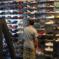 Photo taken at Sole St. Shoes by Jon T. on 7/4/2012