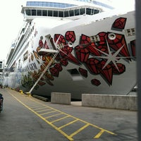 Photo taken at Norwegian Gem by Jonny S. on 3/18/2012