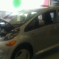 Photo taken at Fenton Hyundai by Julian O. on 6/22/2012