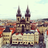 Photo taken at Old Town Hall by Dmitry G. on 9/2/2012