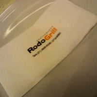 Photo taken at Rodo Grill by Arthur A. on 6/30/2012
