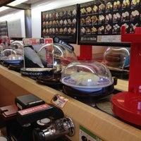Photo taken at くら寿司 海老名店 by Chobi T. on 7/29/2012
