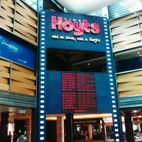 Photo taken at Hoyts by Hugo G. on 8/29/2012
