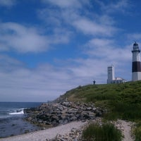 Photo taken at Montauk Point Lighthouse by Daniel S. on 6/18/2012