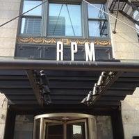 รูปภาพถ่ายที่ RPM Italian โดย Meghan B. เมื่อ 5/26/2012