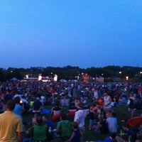 Photo taken at Patriot Park by Bruce F. on 7/5/2012