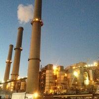 Photo taken at Luminant Power Station, Martin Lake by Aron C. on 3/28/2012