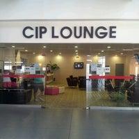 Photo taken at CIP Lounge by Erkan K. on 7/27/2012