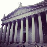 Photo taken at New York Supreme Court by Karen D. on 6/13/2012