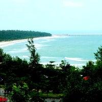Photo taken at Rajamangala Pavilion Beach Resort by Fuai P. on 3/8/2012