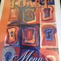 Photo taken at Toast by Ben K. on 3/30/2012