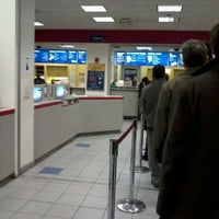 Photo taken at US Post Office - Radio City Station by Ricardo J. S. on 2/9/2012
