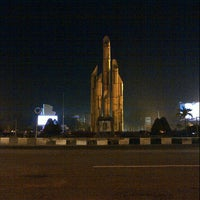 Photo taken at Tugu Digulis by Tomy S. on 8/1/2012