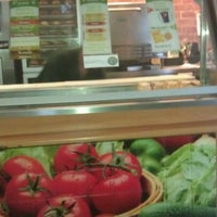 Photo taken at Subway by Raul A. on 7/11/2012