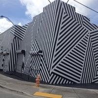 Photo taken at The Wynwood Walls by Nanette A. on 8/30/2012