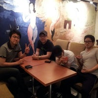 Photo taken at Cafe de Schumann and Clara by Juwon K. on 5/31/2012