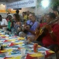 Photo taken at Renascença Clube by kathita d. on 6/4/2012