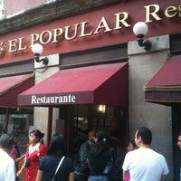 Photo taken at Café El Popular by Yohan L. on 7/22/2012