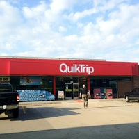 Photo taken at QuikTrip by Michael M. on 5/11/2012