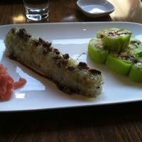 Photo taken at Sushi Taiyo by Ashley B. on 3/10/2012