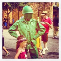 Photo taken at Pixar Place by Nichole M. on 5/15/2012