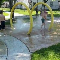 Photo taken at Farlin Park, Green Bay by Ryan R. on 5/19/2012