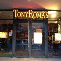 Das Foto wurde bei Tony Roma's von Carsten S. am 3/3/2012 aufgenommen