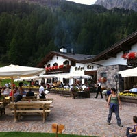 Photo taken at Malga Ces by Gabriele on 8/22/2012