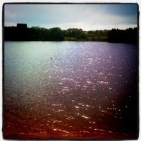 Photo taken at Озеро Сювеярви (Хиттоловское) by Ksenya L. on 7/22/2012