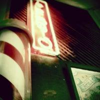 Photo taken at Barbearia 9 de Julho by Benni N. on 5/17/2012