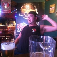 Photo taken at Bluto's Sports Grill by Tylor on 8/21/2012
