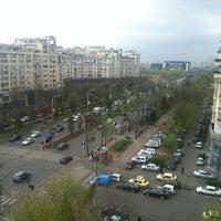 Photo taken at Bucharest by Robert P. on 6/5/2012