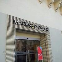 Photo taken at Marks & Spencer by Tijana B. on 8/4/2012