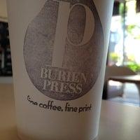 Photo taken at Burien Press by Josh S. on 7/6/2012
