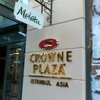 8/1/2012 tarihinde Suna K.ziyaretçi tarafından Crowne Plaza Istanbul - Asia'de çekilen fotoğraf
