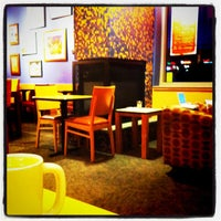 Photo taken at Panera Bread by Mike V. on 3/3/2012