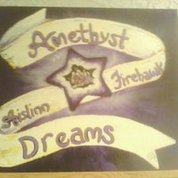 Photo taken at Amethyst Dreams by Deborah F. on 2/23/2012