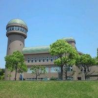 Photo taken at 水の館 by masanobun on 5/19/2012