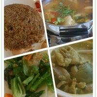Photo taken at Lerk Thai by NeMeSiS on 6/1/2012