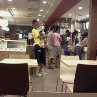 Photo taken at McDonald's & McCafé by Carroline S. on 6/23/2012