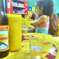 Photo taken at Espetinhos Filé Miau by Kleber A. on 4/20/2012