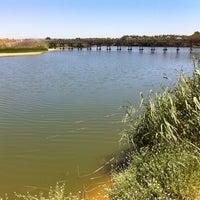 Photo taken at Reserva Natural dos Salgados by Pedro M. on 7/12/2012